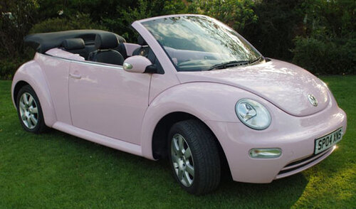 Beetle Convertible: просто хороший кабриолет