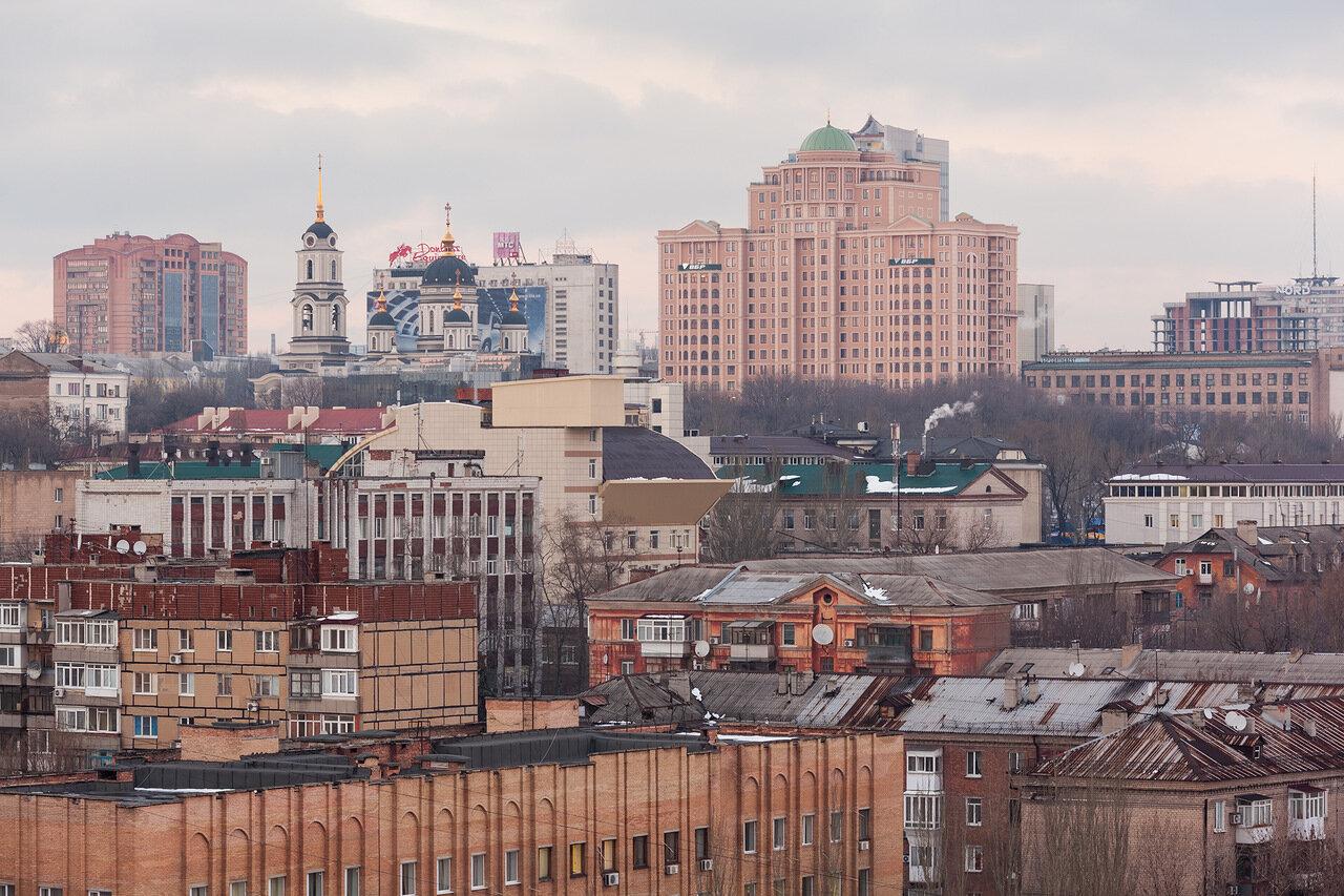 Вод на Донецк, Столичный