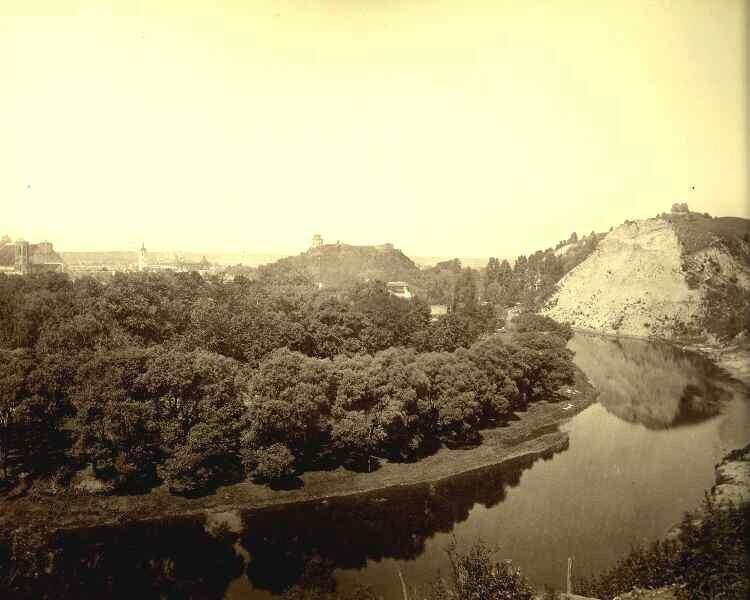 31. Панорама холмов возле Вильно