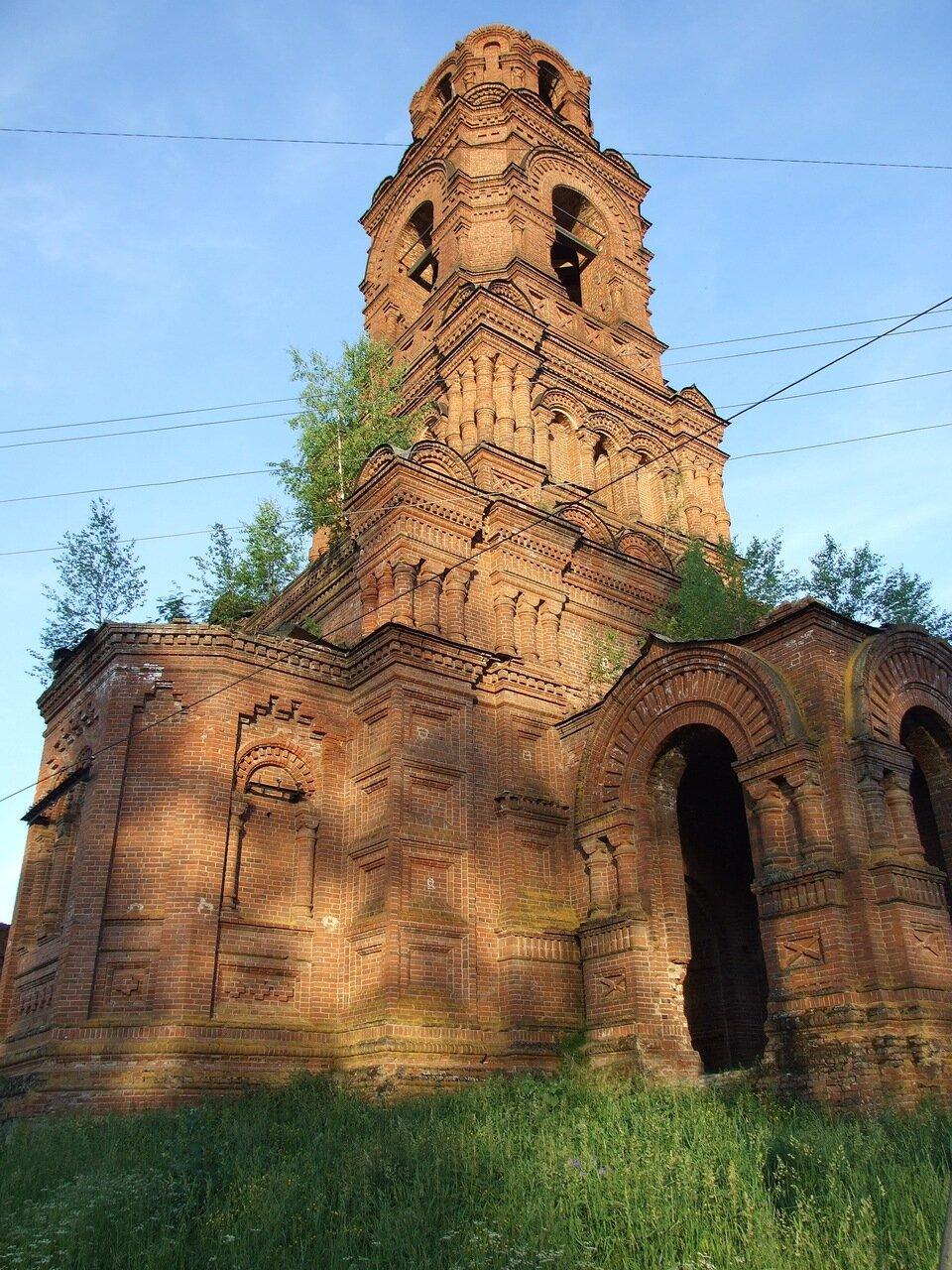 Богоявленская церковь в наши дни
