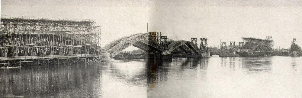 Общий вид постройки. 24.7.1935г.