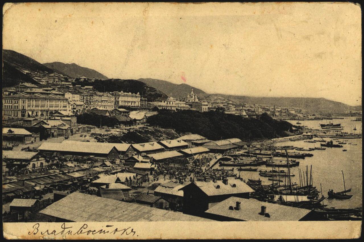 Владивосток. 1904-1909.