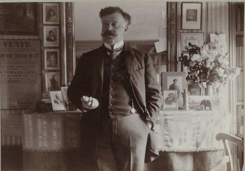 Луи Теодор Гослен (1855 - 1935)