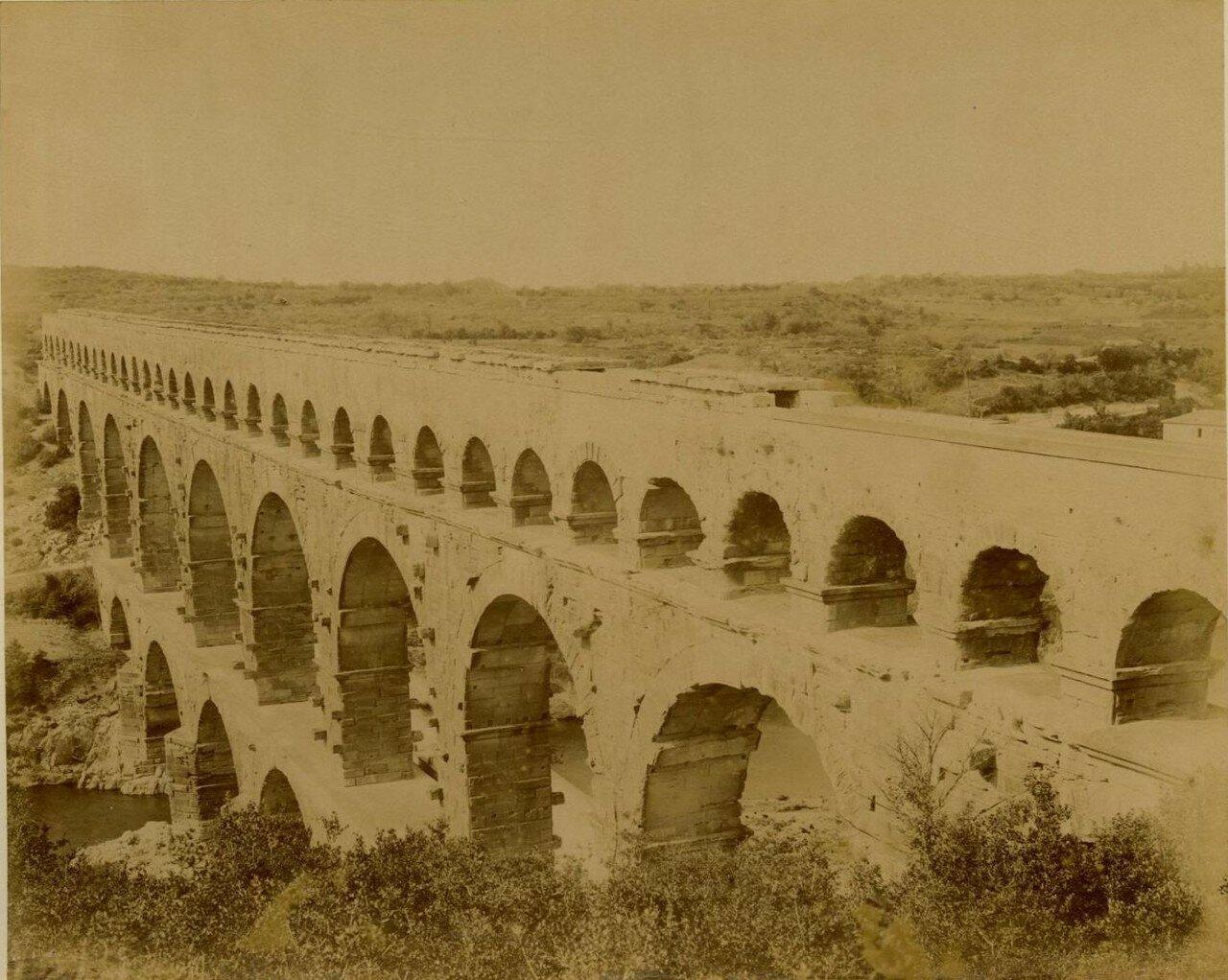 Пон-дю-Гар. 1870-е
