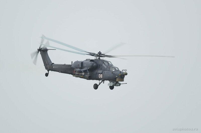 Миль Ми-28Н (RF-95320 / 08 белый) ВКС России 035_D803941