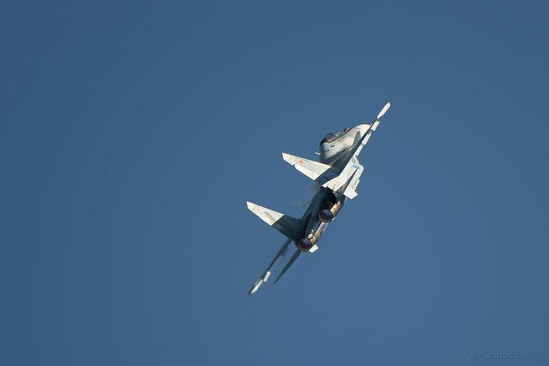 Сухой Су-30 (28 красный) ВКС России 1390_D806525
