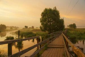 Знакомый мостик
