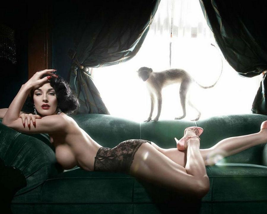 Дита фон Тиз: «Королева бурлеска»