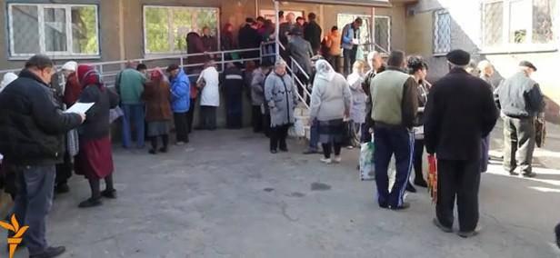 Оккупанты теряют сторонников: На оккупированном Донбассе задерживают пенсии, дедушки и бабушки в отчаянии