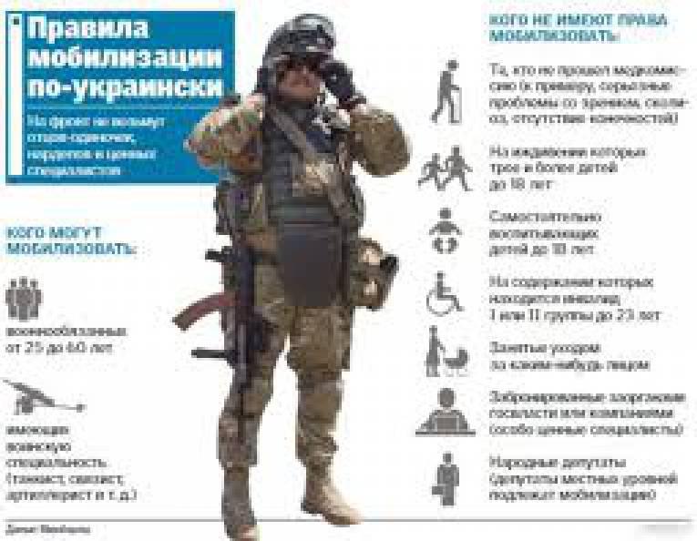 Генштаб готовит указ Президента об увольнении военнослужащих, призванных во время шестой волны мобилизации
