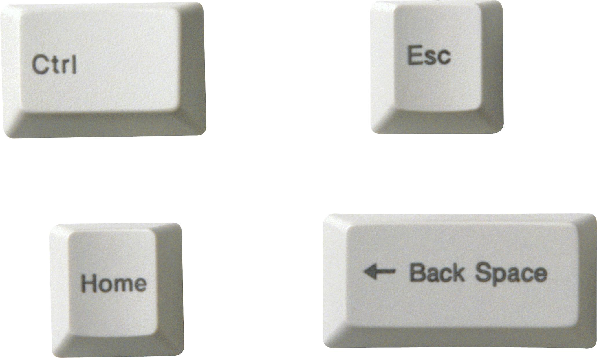 картинки отдельных клавиш это прекрасно