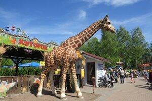 Интересные места и достопримечательности - Аттракционы в Московском парке Победы в Санкт-Петербурге