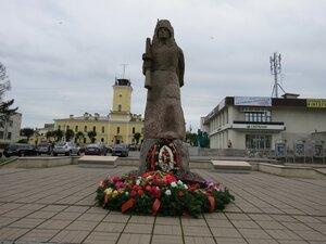 Что посмотреть в Гатчине - мемориал Великой Отечественной войны