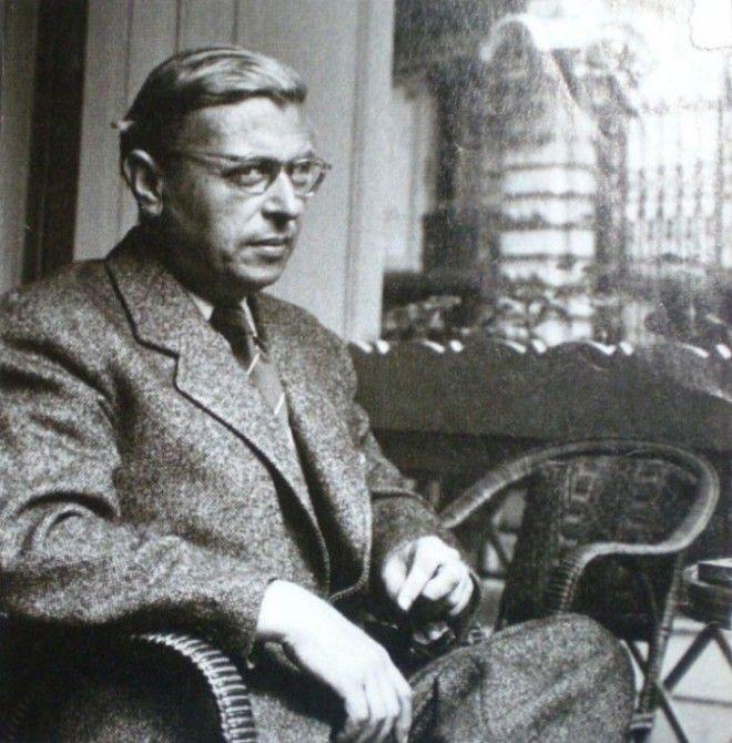 В последние минуты жизни Сартр, обращаясь к своей возлюбленной, Симоне де Бовуар, произнёс: