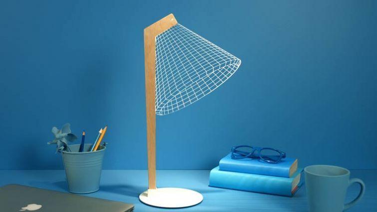 3.Двухмерные светильники, которые выглядят как трехмерные Дизайнеры из студии Cheha, Тель-Авив разр