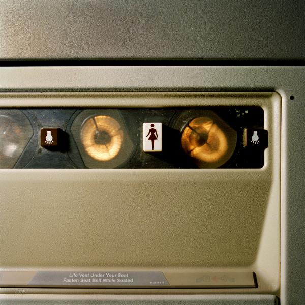 Внутри самолета американской авиакомпании Delta Airlines.