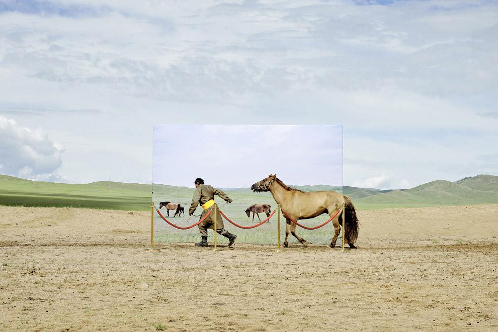 7. Еще одна концептуальная работа автора-победителя. Монголия. (Фото Daesung Lee   2015 Sony Wo