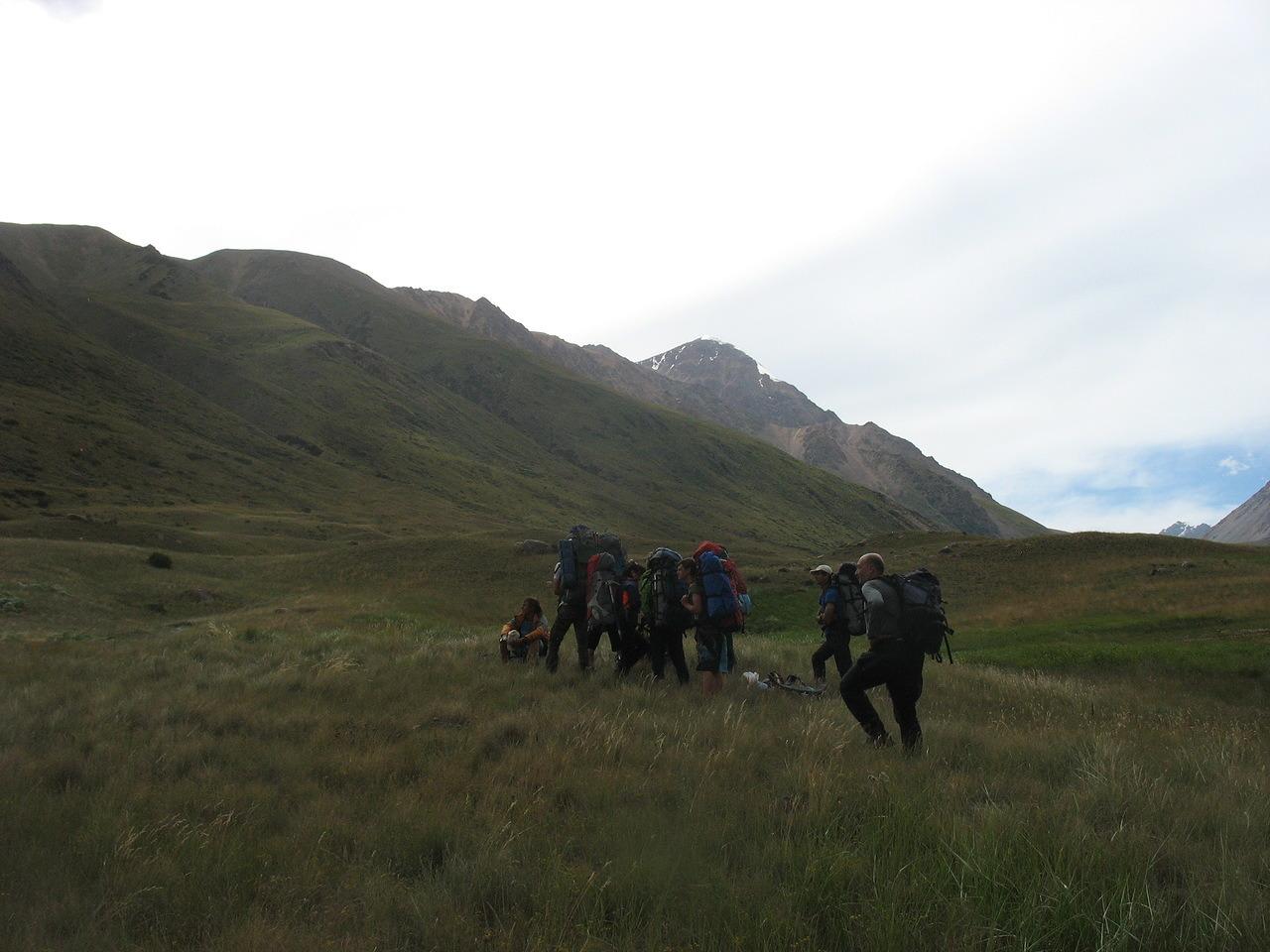 11 русских туристов заблудились вАлматинской области