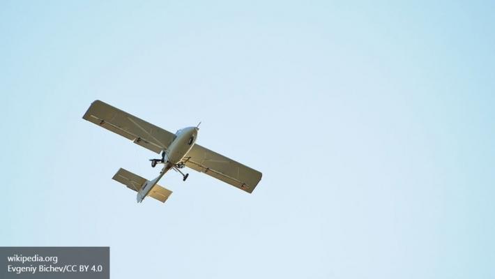 ВПодмосковье легкомоторный самолет совершил жесткую посадку