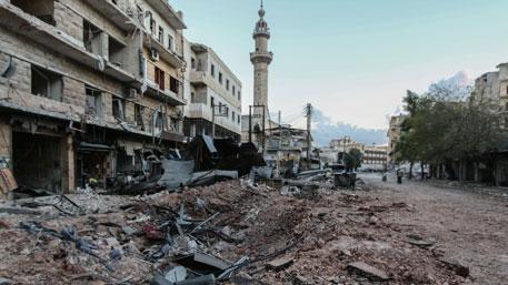 ООН: Завремя конфликта численность населения Алеппо уменьшилась в2,5 раза