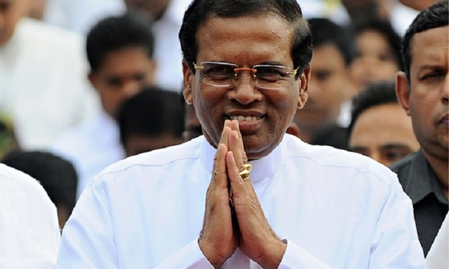 Президент Шри-Ланки охарактеризовал В. Путина величайшим лидером