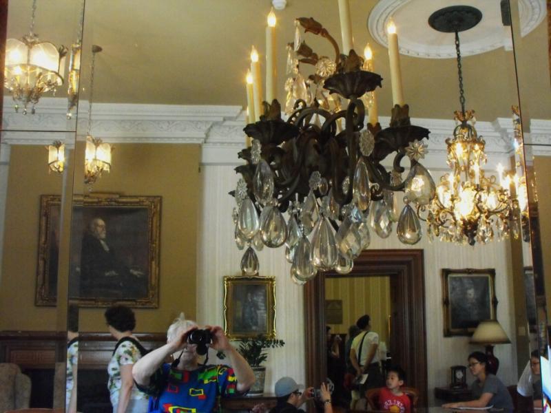Osgoode  Hall,  Комната  отдыха.