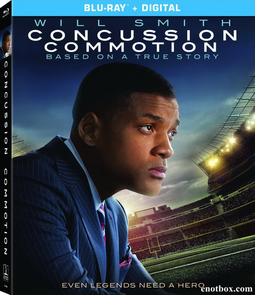 Защитник / Concussion (2015/BDRip/HDRip)