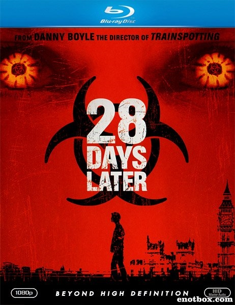 28 дней спустя / 28 Days Later... (2002/BDRip/HDRip)