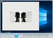 Microsoft Windows 10 Pro 14393.105 x86-x64 RU LITE v2