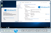 Windows 10 Version 1607 with Update [14393.223] (x86-x64) AIO [36in2]