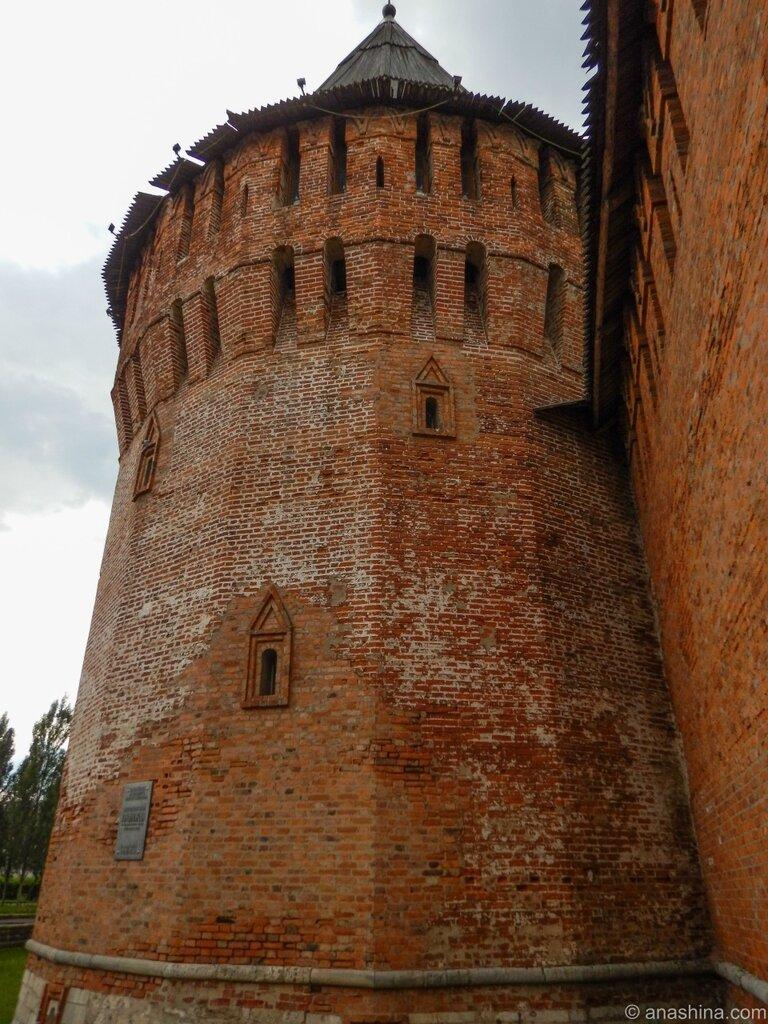 Громовая башня, Смоленская крепость, Смоленск