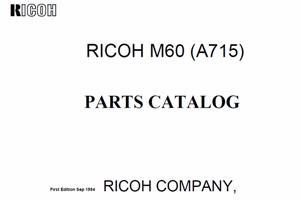 service - Инструкции (Service Manual, UM, PC) фирмы Ricoh - Страница 5 0_13555a_1aa9226f_orig