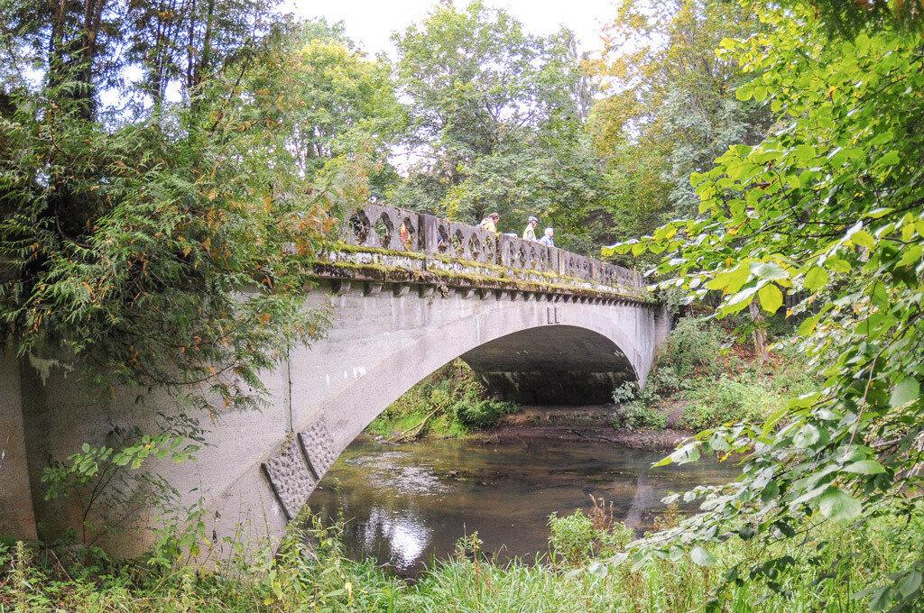 мост Hirschbrücke (Олений).jpg