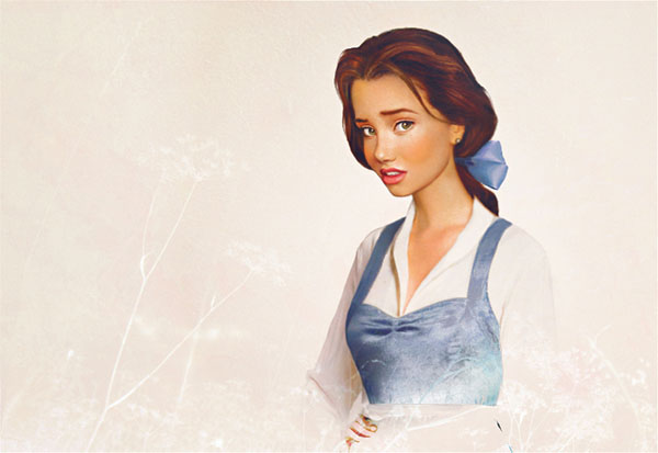 Disney Characters Comes To Life (14 pics)