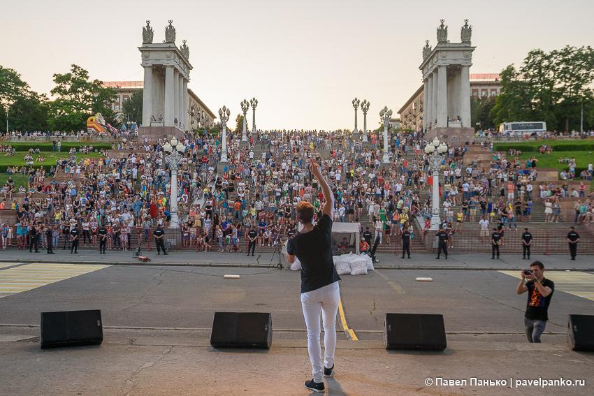 #ДеньМолодежи34 концерт