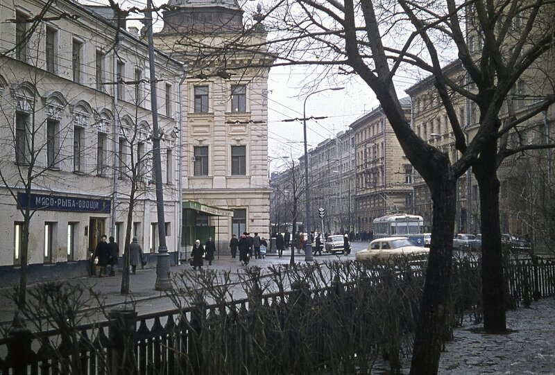 148869 Неглинная ул 1971 Юрий Славин.jpg