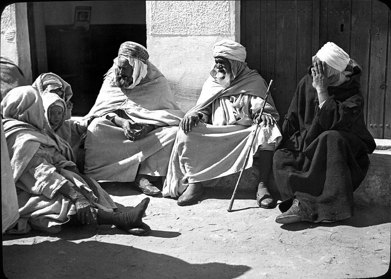 Алжир. Гардая. Мозабиты