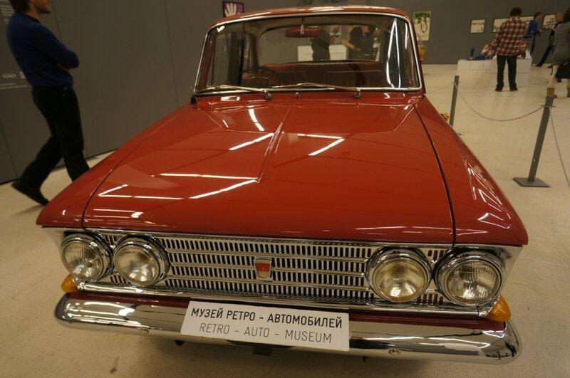 Выставка Советского дизайна в Манеже