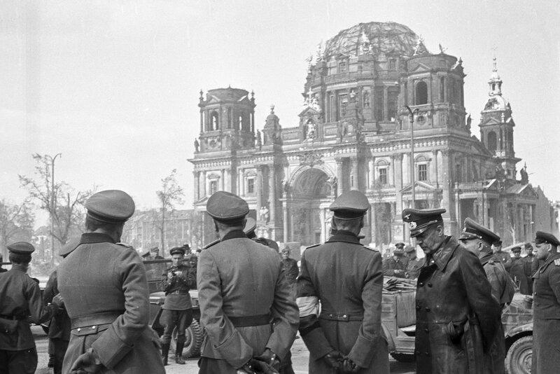 немецкие генералы, пленные немцы, военнопленные, немецкие пленные
