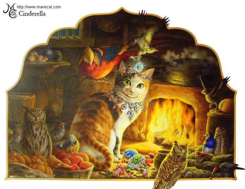 Фантастические кошки