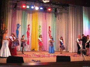 В Приднестровье прошёл первый конкурс красоты