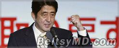 Премьер Японии намерен заключить мир с Россией