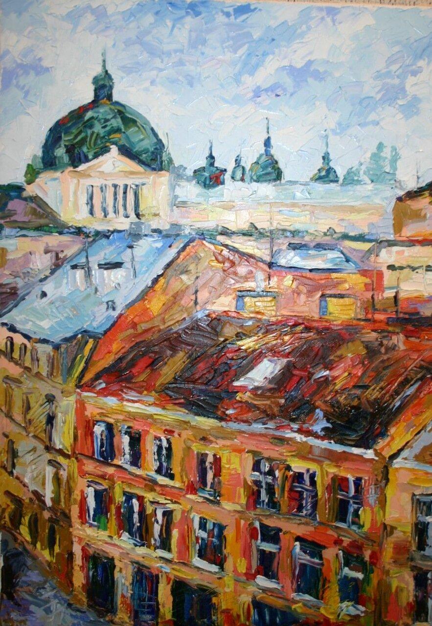 Жителям Запорожья покажут работы подрастающего поколения местных художников (ФОТО), фото-4