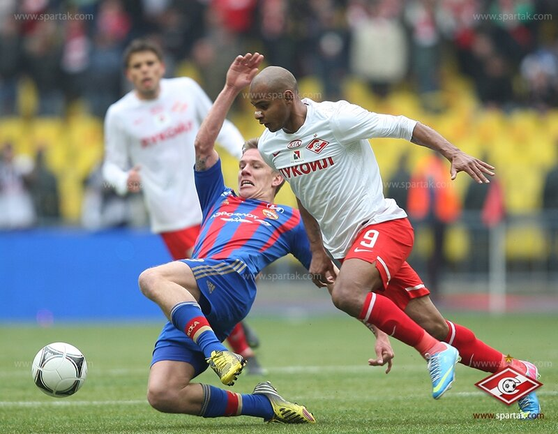 ЦСКА vs «Спартак» 2:2 Премьер-лига 2012-2013 (Фото)