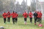Спартак начал подготовку к матчу с Локомотивом