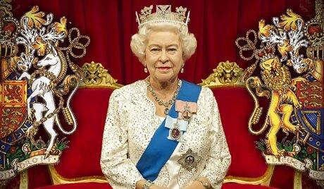Елизавета Вторая, королева Англии