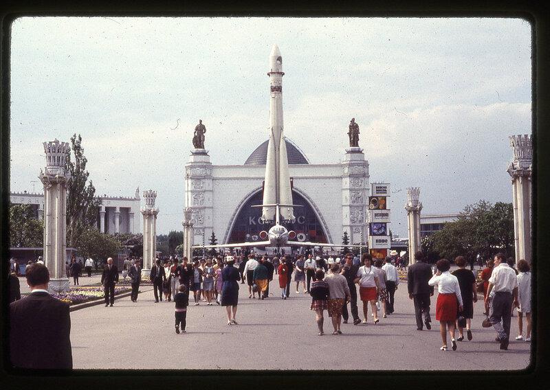 СССР, космос