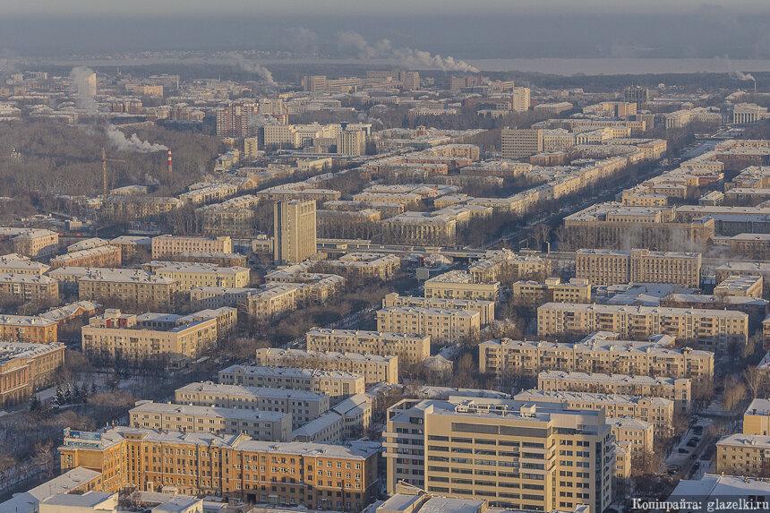 Екатеринбург. Проспект Ленина.