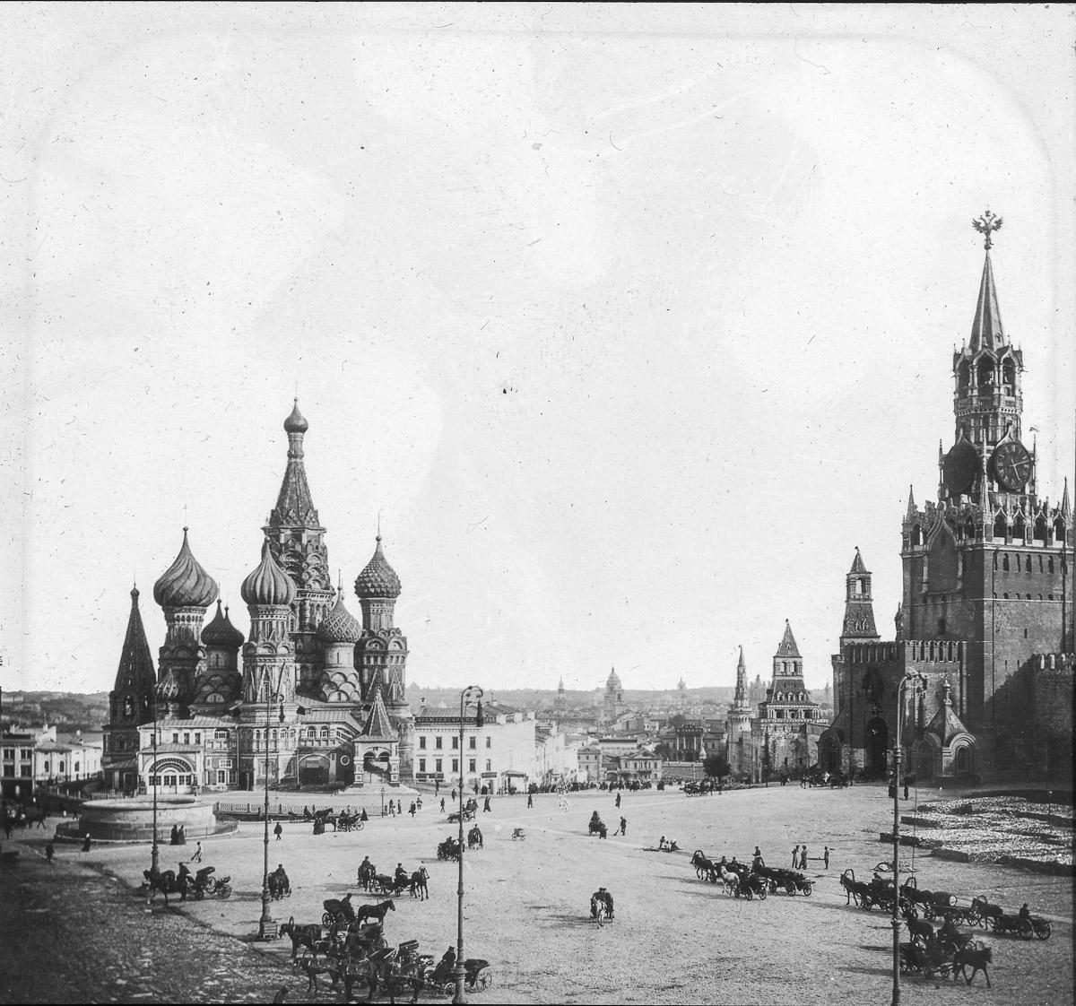 старые фотографии москвы: