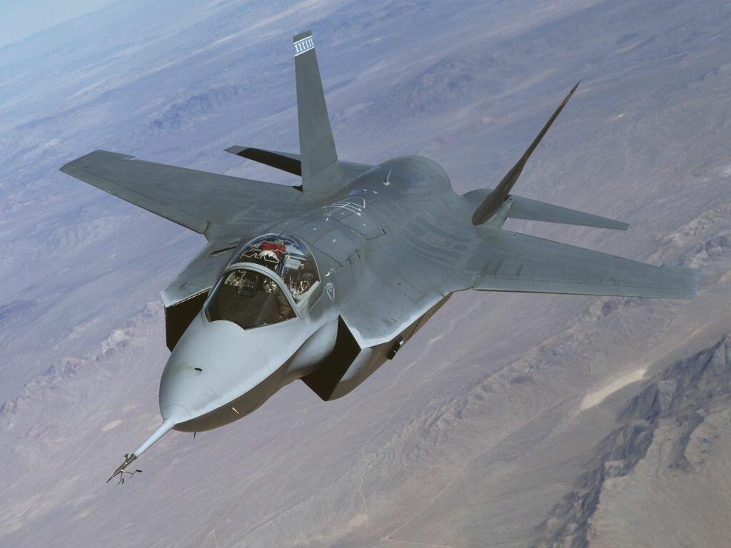 Самая дорогая система вооружений. Страсти по F-35